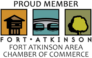 The Lamp Post Inn is a Proud Member of the Fort Atkinson Area Chamber of Commerce